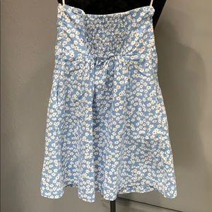 EUC⭐️5/$25⭐️ Forever 21 Strapless Dress Size Small